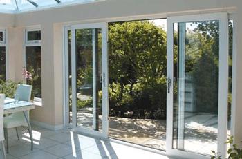4-Panel Sliding Patio Door