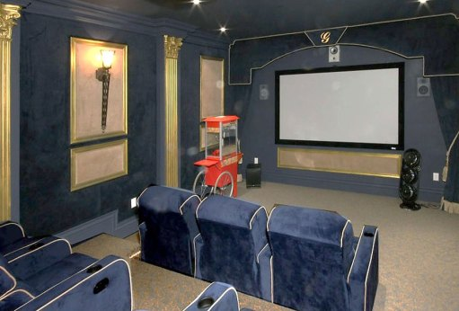 Home Theater by Ambience