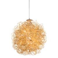 Sunflower pendant - lighting