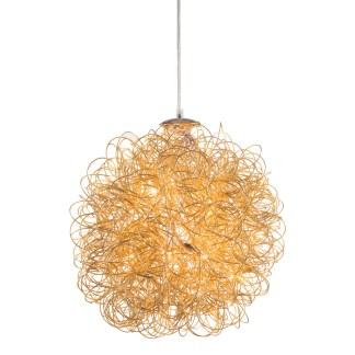 Sunflower pendant - lighting
