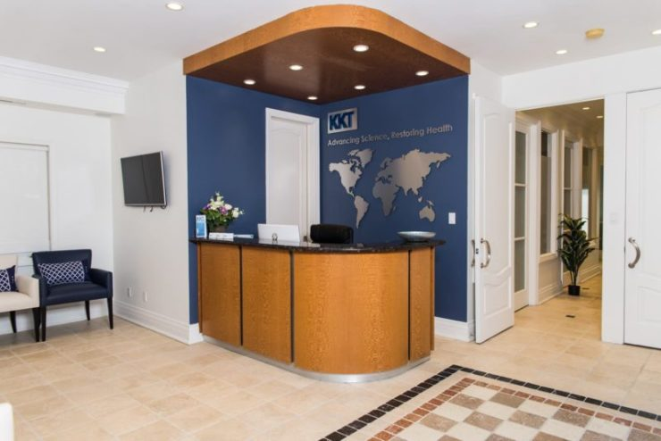 Medical Office by Parsons Interiors