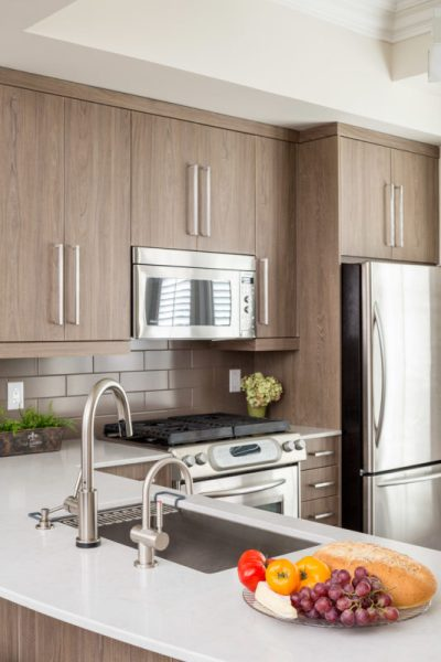 Kitchen by Parsons Interiros