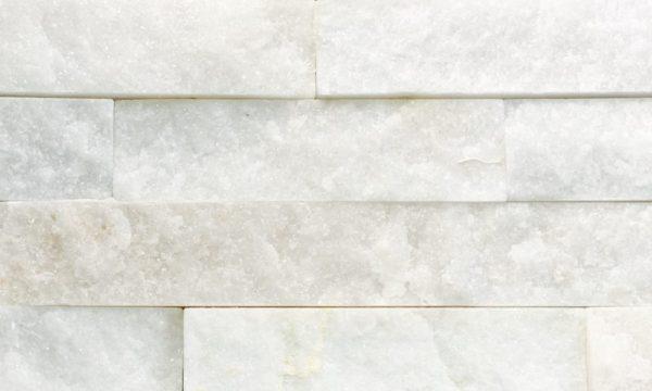 Bianco Split Face Wall Tile