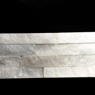 Bianco Split Face Wall Tile