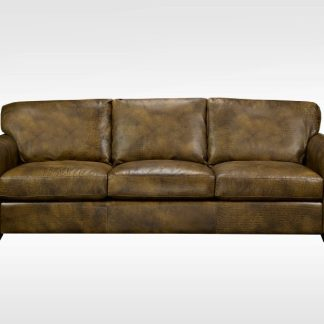 Keating leather sofa by Brentwood Classics