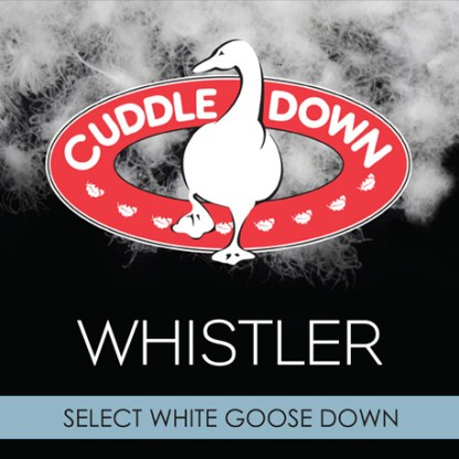 Whistler Down by Cuddle Down Products