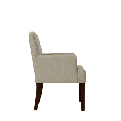 Melanie Arm Chair Side