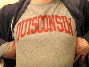 Ouisconsin T-Shirts