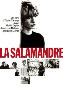 La Salamandre movie poster