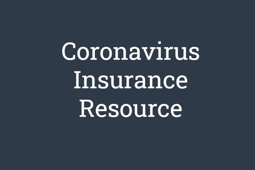 Coronavirus Insurance Resource