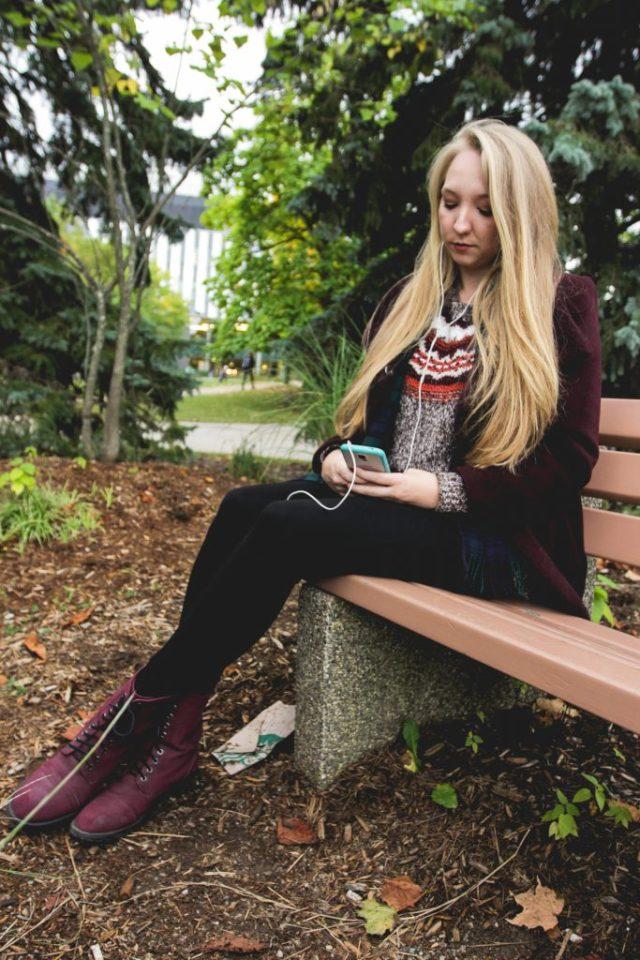 Brenna Winter, 4A English