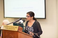 Ms Sunity Maharaj. (SALISES conference photo)
