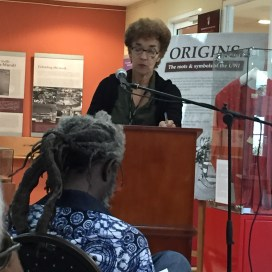 Curator Suzanne Francis-Brown offers welcome and context.