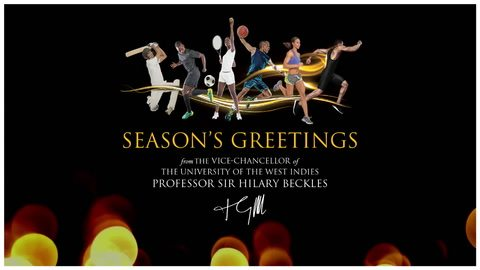 Seasons Greetings - UWI TV
