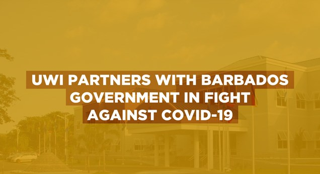 UWI-partners-with-Barbados-Government-in-fight-against-COVID-19