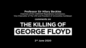 The Killing of George Floyd Title