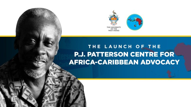 PJ Patterson Centre for Africa-Caribbean Advocacy Launch Title