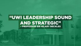 UWI leadership sound and strategic
