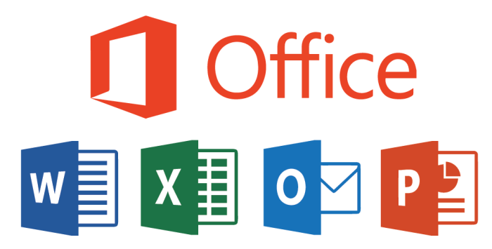 Microsoft Office: Word, Excel, Outlook and Powerpoint