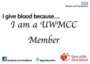 I Give Blood Because