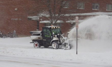 Snowpocalypse rocks UWS campus