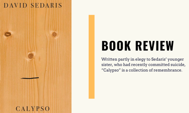 "Lo-fi High Five Reviews: ""Calypso"" – David Sedaris (2018)"