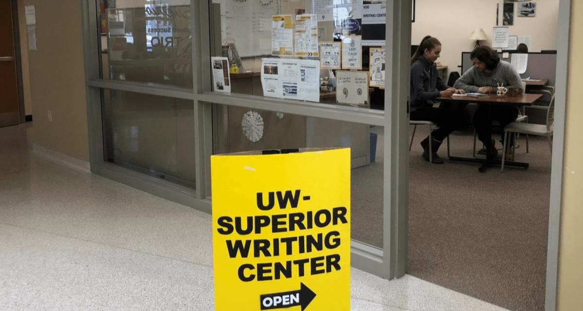 Writing Center evolves for COVID-19