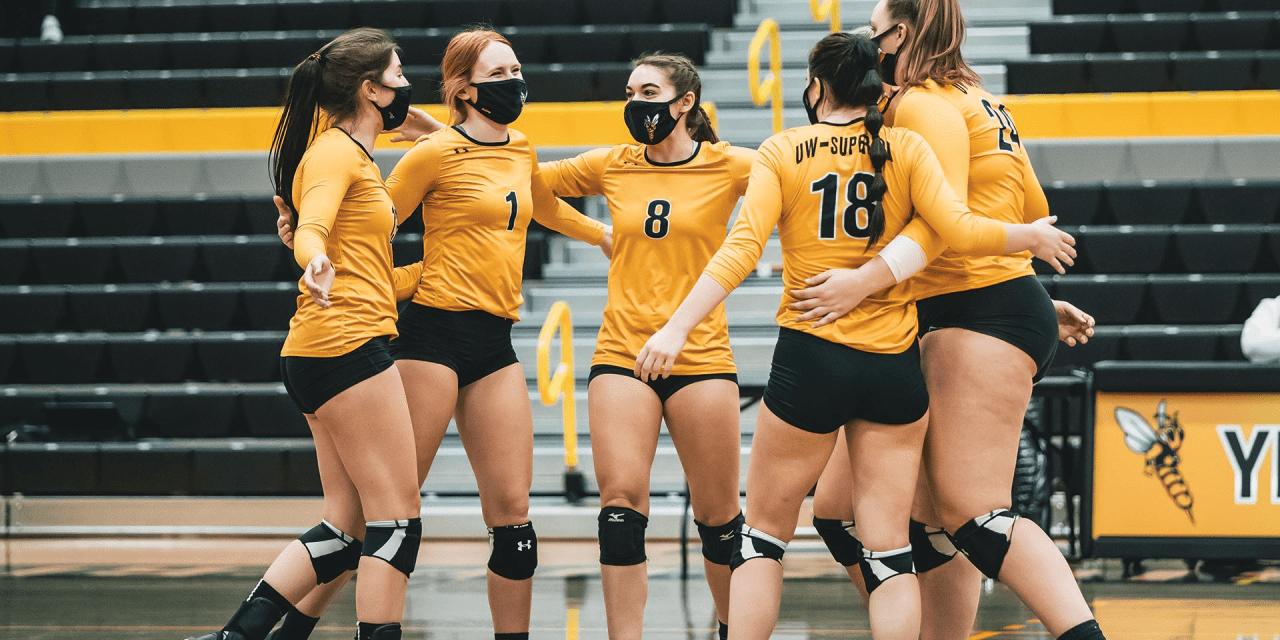 Yellowjacket volleyball season wrap-up
