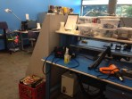 The Maker Garage.