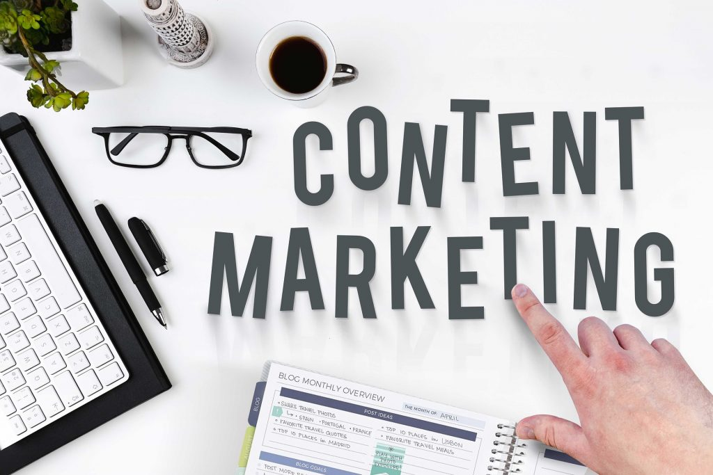 content is king and needs your attention first