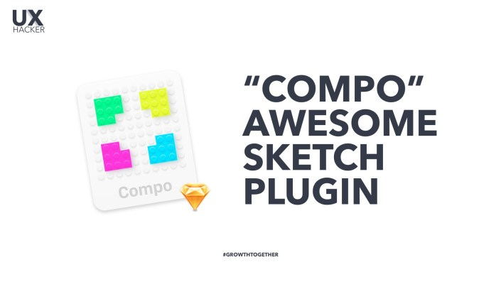 Sketch Tips/Plugin: Compo - Awesome Dynamic Button and Dynamic Reposition plugins - Sketch 3.7