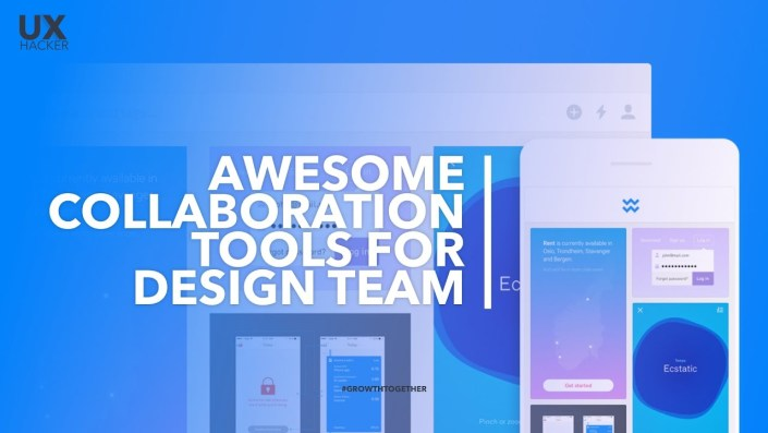 Introducing WAKE | The Fastest way for designers to share works with Team - UX Hacker