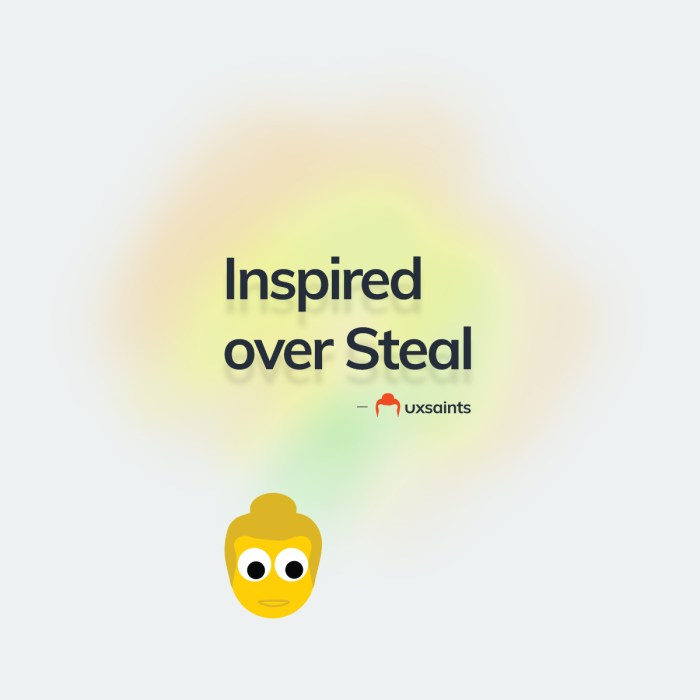 Inspired over Steal