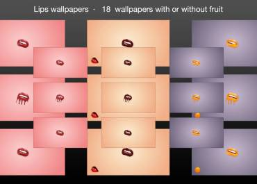 Lips wallpapers