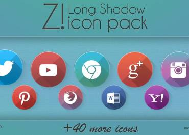 Z! Long Shadow icon