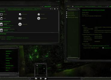 Borg for Windows 10