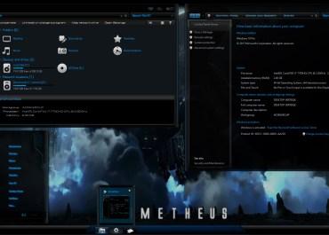 Prometheus REvisioned for Windows 10