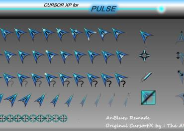Pulse Cursor Pack