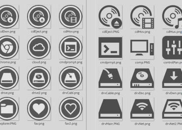 SAO Icons
