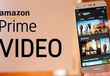 Amazon Prime Video Mobil Uygulaması