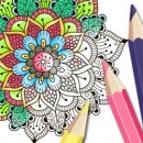 mandala boyama kitabı mandala boyama uygulama