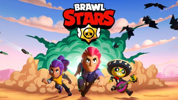 Brawl Stars uygulamasi