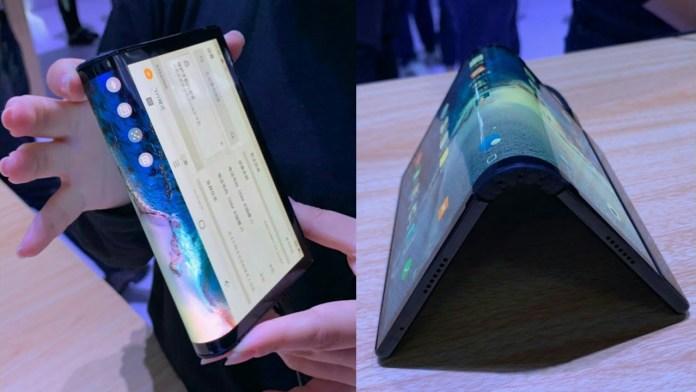 FlexiPai telefon