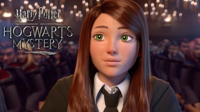 Harry Potter Hogwarts Mystery app
