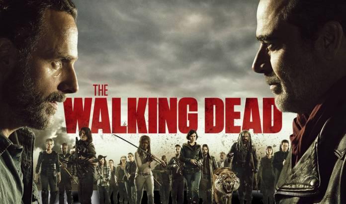 The Walking Dead zombie Season 9