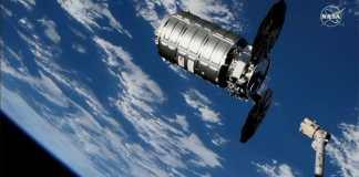 cygnus space ship cargo