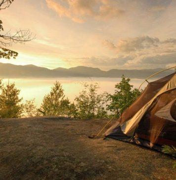 dogaya kacıs kamp alanlari kamp uygulamasi