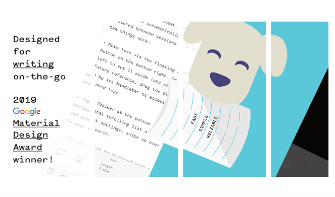 ruff writing app for notes