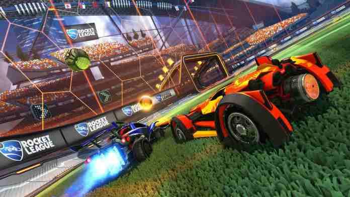 rocket league epic games