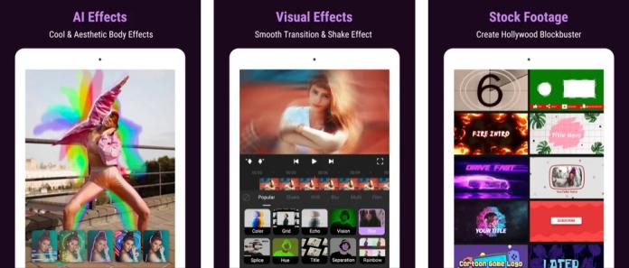 motion ninja video duzenleme uygulamasi